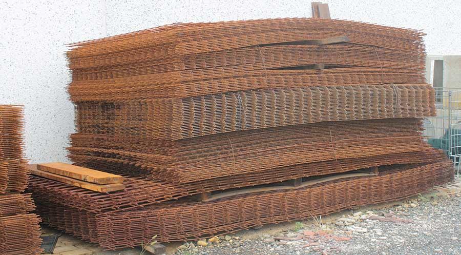 Rete elettrosaldata 4x4,25 per cemento armato